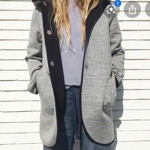 Lululemon reversible spacer jacket long